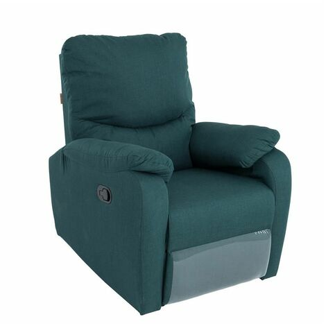 Relaxsessel Fernsehsessel Liege Sessel Ruhe Polstersessel Liegestuhl TV Stoff