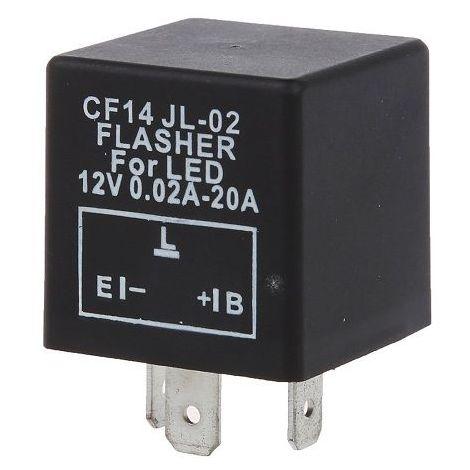 Rele Intermitente para LED Indicador de 3 pin