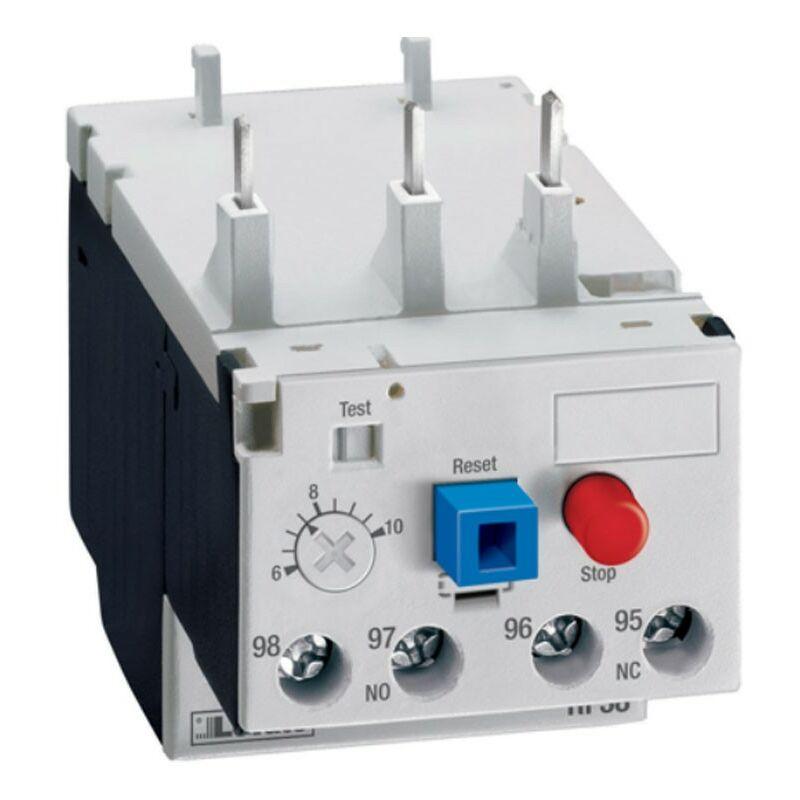 Schema Elettrico Contattore E Salvamotore : Relè termico lovato montaggio contattore bf a a rf