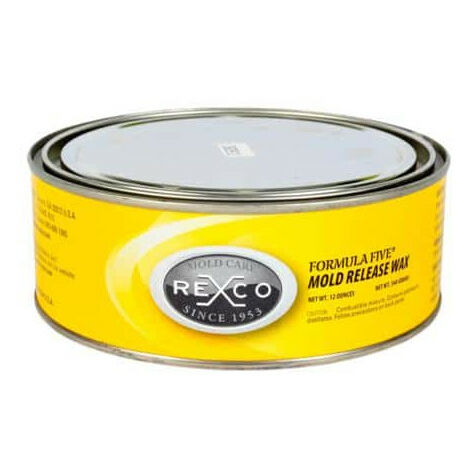 release wax Formula Five Rexco 340g