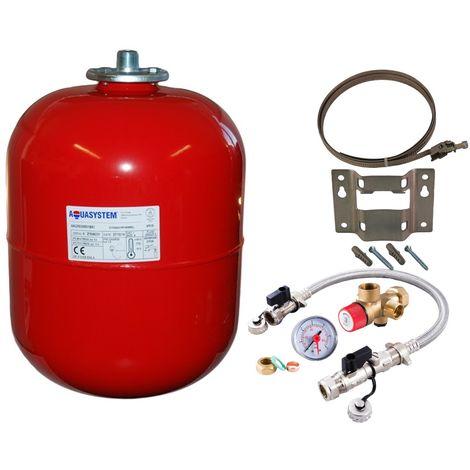 Reliance - Aquasystem 18 Litre Heating Expansion Vessel & Sealed System Kit
