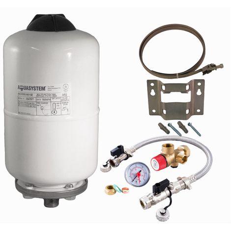 Reliance - Aquasystem 2 Litre Potable Expansion Vessel & Sealed System Kit