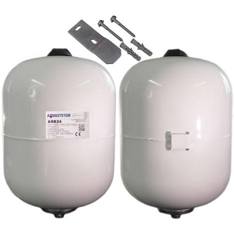 """main image of """"Reliance - Aquasystem 24L Potable Expansion Vessel C/W Bracket XVES050065"""""""