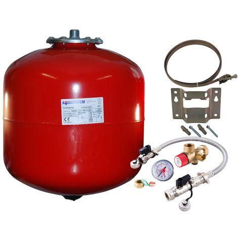 Reliance Aquasystem 35 Lr Heat Exp Vessel & Sealed System Kit VESK209054