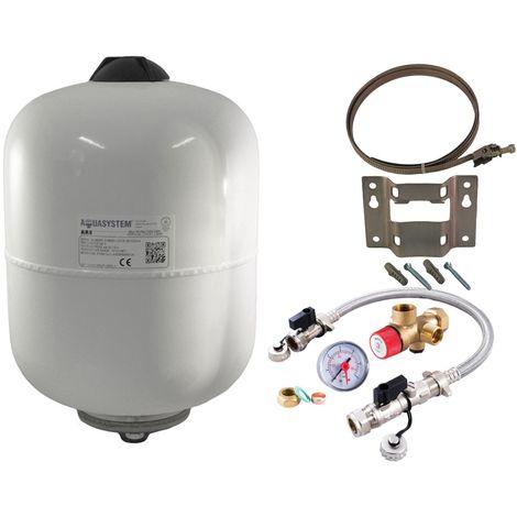 Reliance - Aquasystem 8 Litre Potable Expansion Vessel & Sealed System Kit