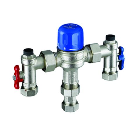 Reliance Heatguard BF2 22mm 4 in 1 Mixing Valve