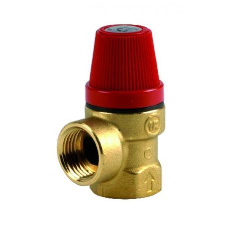 Relief valve 3bars - RIELLO : 4035592