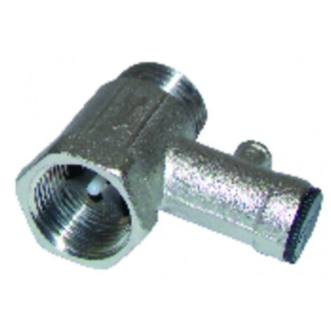Relief valve 7bar INNOX/NOXIA - FERROLI : 39822140