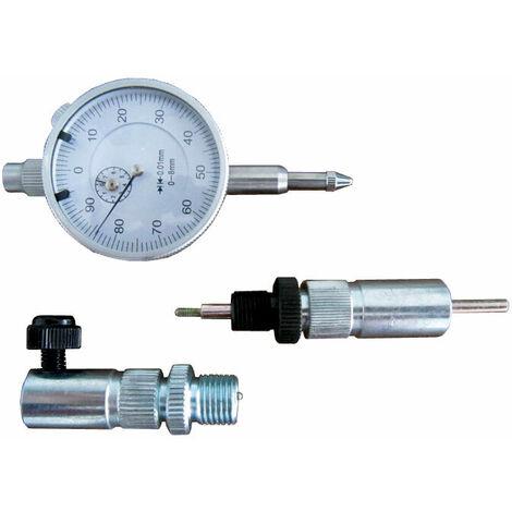 Reloj Con Adaptadores Para Bomba Inyeccion Diesel M8-M10-M12