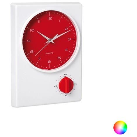 Reloj de Pared con Temporizador 1 h 144290