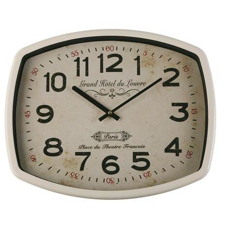 reloj pared 40 x 43 cm 33x6x40