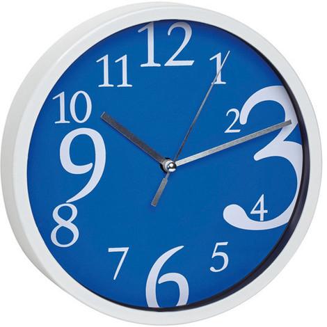 Reloj Pared Esfera Azul 20 Cm - TFA - 60303406..