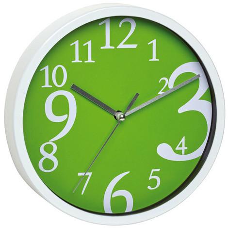 Reloj Pared Esfera Verde 20 Cm - TFA - 60303404..