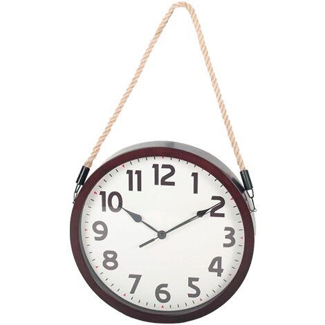 Reloj pared moderno con cuerda 35 cm