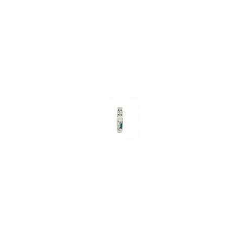 Reloj programador mecánico diario (24h.) 1 módulo con batería reserva para cuadro eléctrico de piscina. 230 V