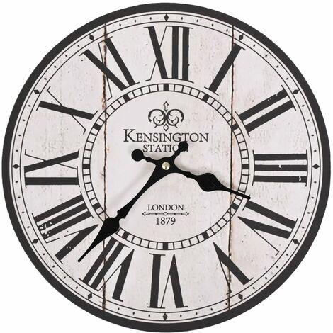 Reloj vintage de pared de cocina London 30 cm