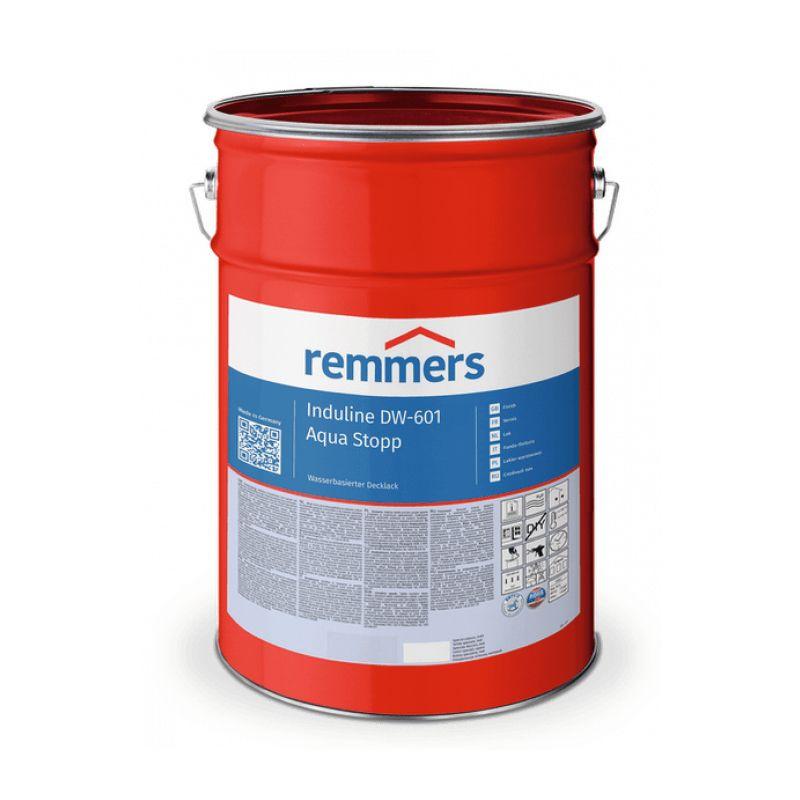 Induline DW-601, weiss - 20 ltr - seidenglaenzend - Remmers