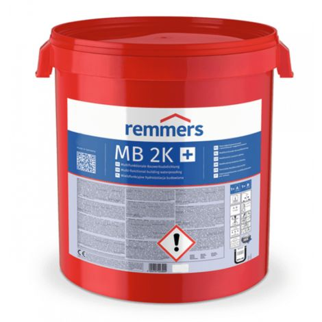 Remmers MB 2K Plus - Multi-Baudicht 2K - Bauwerksabdichtung