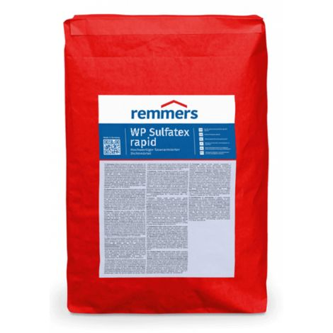Remmers WP Sulfatex rapid | Sulfatexspachtel schnell, 25kg - Dichtungsmoertel