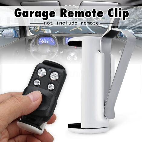 Remote Car Wall Mount Sun Visor Clip Holder For Ptx4 For Merlin For B & D For Ata Remote Control