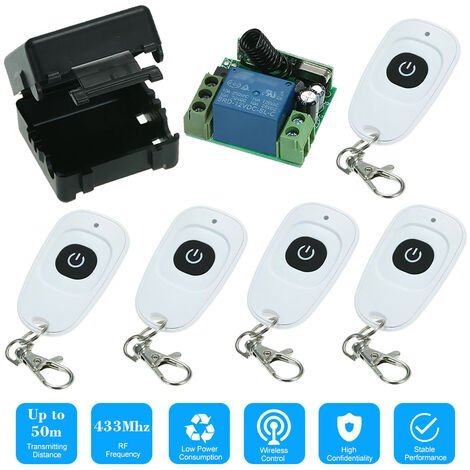 Remote Control Switch For Household Appliances Electronic Lock