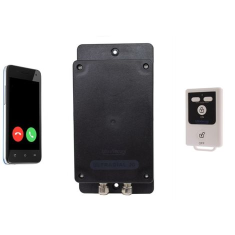Remote Location Battery 3G GSM UltraDIAL Silent SOS Alarm