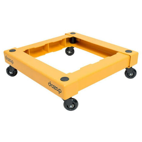 Removable compact DOZOP transport trolley - 115KG