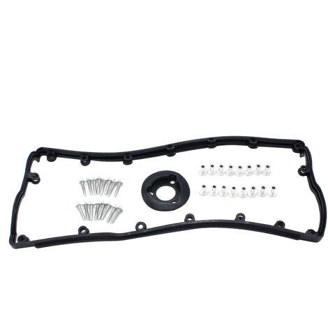 """main image of """"Remplacement du jeu de joints de couvercle de soupape pour VW T5 Touareg 2.5 TDI AX AXD BAC, modele: Noir"""""""