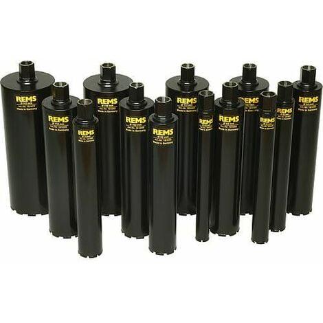 450 mm Tube de forage Couronne Diamant pour Carotteuse Diam/ètre Outil de Forage 63-112mm 63mm// 450mm