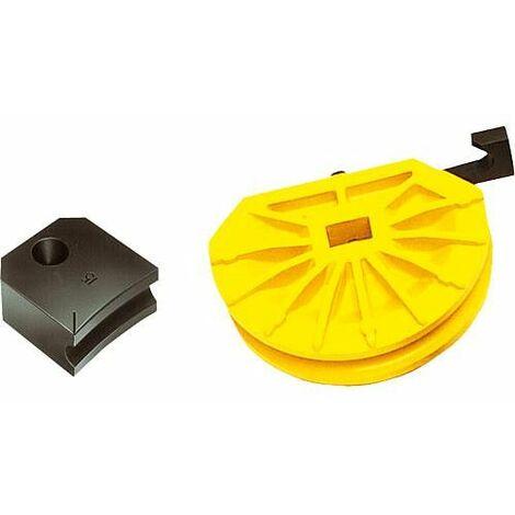 REMS Curvo accessoires Segment de cintrage et pc coulissante Dim : 10 mm Degre : 40 mm