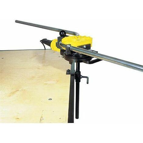 REMS Curvo accessoires Support de machine 3B hauteur reglable, sur etabli