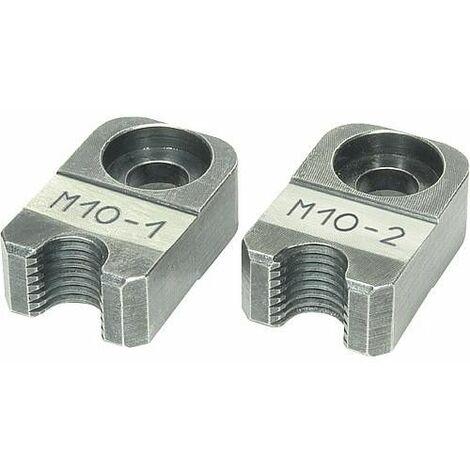 Rems Pince de separationneinsatz M 12 accessoires pour REMS Power Et accumulateur (1 paire)
