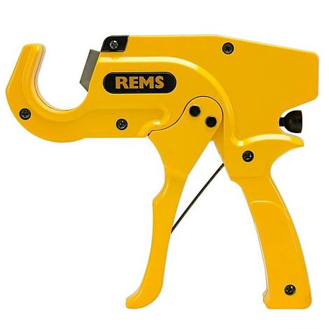 REMS Rohrschere ROS P 35 A mit Automatik-Schnellrücklauf - für MV-Rohre bis Ø 35 mm - 291220