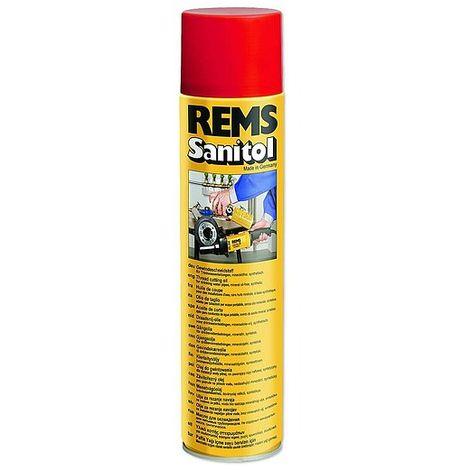 REMS Sanitol-Gewindeschneidstoff - DVGW-geprüft - Spray 600 ml - 140115