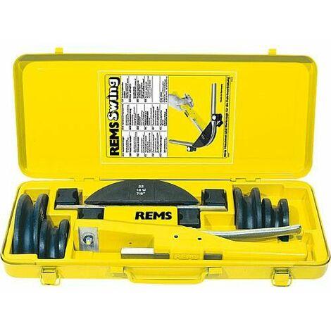 REMS Swing-Set Cintreuse une main 14-16-18-20-25/26 mm