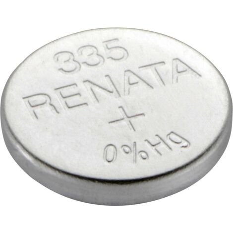 3 x VARTA Uhrenbatterie V335 SR512SW 6mAh 1,55V V 335 SR512 Knopfzelle