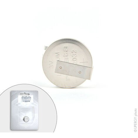 Renata / Swatch Group - Pile bouton lithium blister CR2032FH1-LF RENATA 3V 225mAh
