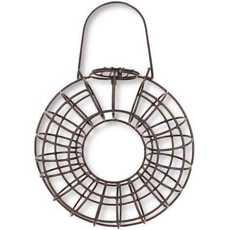 ReNatura® anneau alimentaire pour boules de graisses pour mésanges sans filet