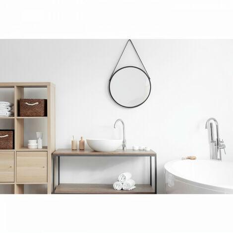 RENAULAC Peinture intérieur monocouche 20 Minutes murs et boiseries - 1L - 10 m² - Blanc Satin
