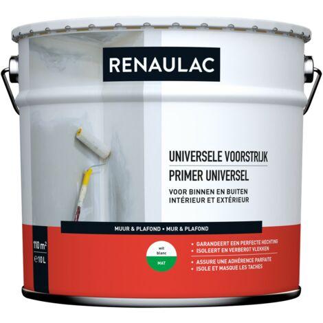 Renaulac Sous-couche Universelle Blanc - 10L