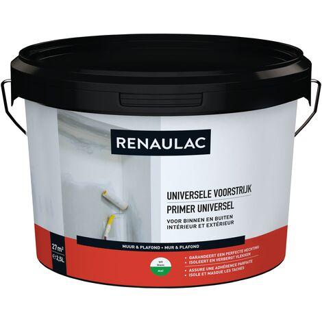 Renaulac Sous-couche Universelle Blanc - 2,5L