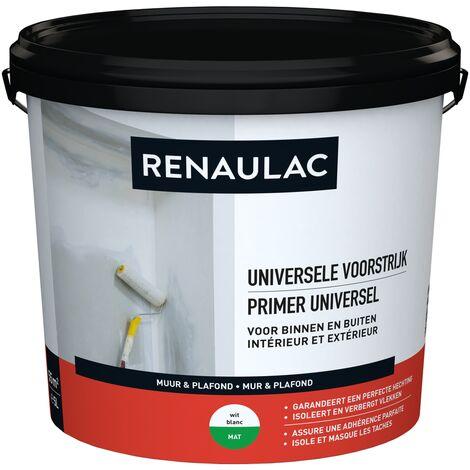 Renaulac Sous-couche Universelle Blanc 5L
