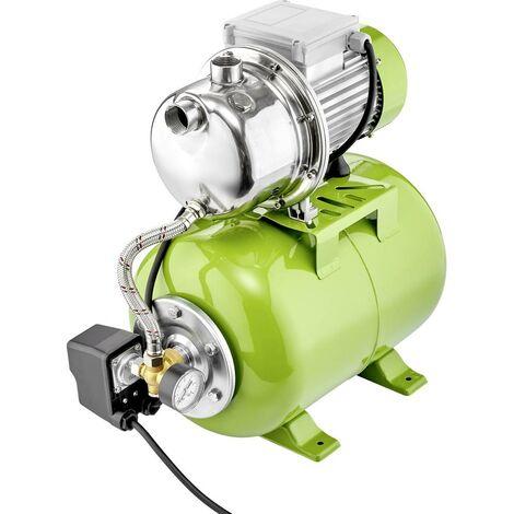 Renkforce 1712593 Surpresseur avec réservoir 230 V/AC 4600 l/h D953021