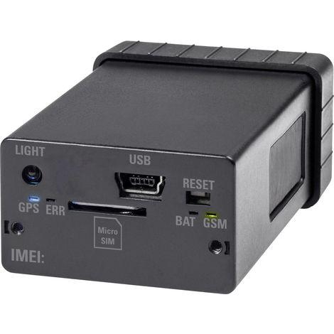 Renkforce GX-111 GSM-Alarmanlage mit GPS-Tracking Multifunktionstracker Schwarz Q868691