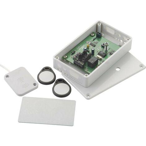 Renkforce LESER 6 Système daccès par transpondeur avec unité de contrôle séparée