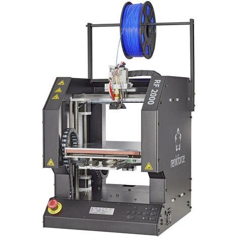 Renkforce RF2000v2 3D Drucker Fertiggerät beheizbares Druckbett S827001
