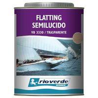 Renner 750ml flatting trasparente semilucido a solvente per nautica