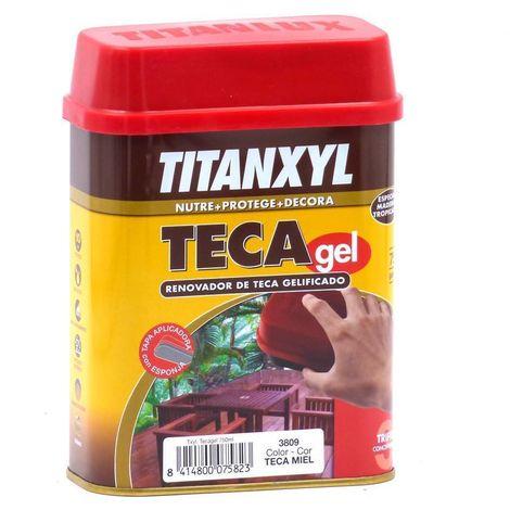 Renovador de teca en gel Titanxyl