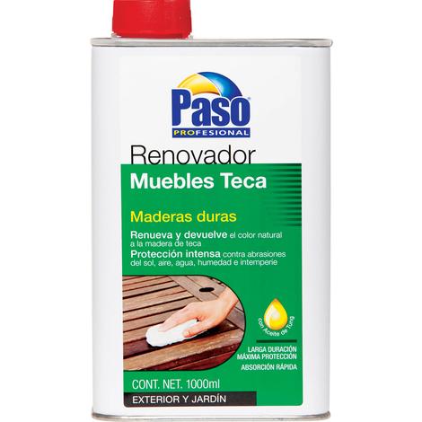 Renovador Muebles Jardin Teca - PASO - 702003 - 1 L
