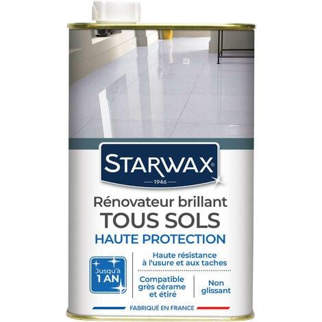 """main image of """"Rénovateur brillant protecteur pour sols intérieurs 1L STARWAX"""""""